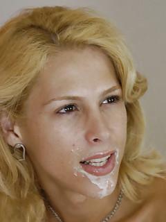 Shemale Facial Pics